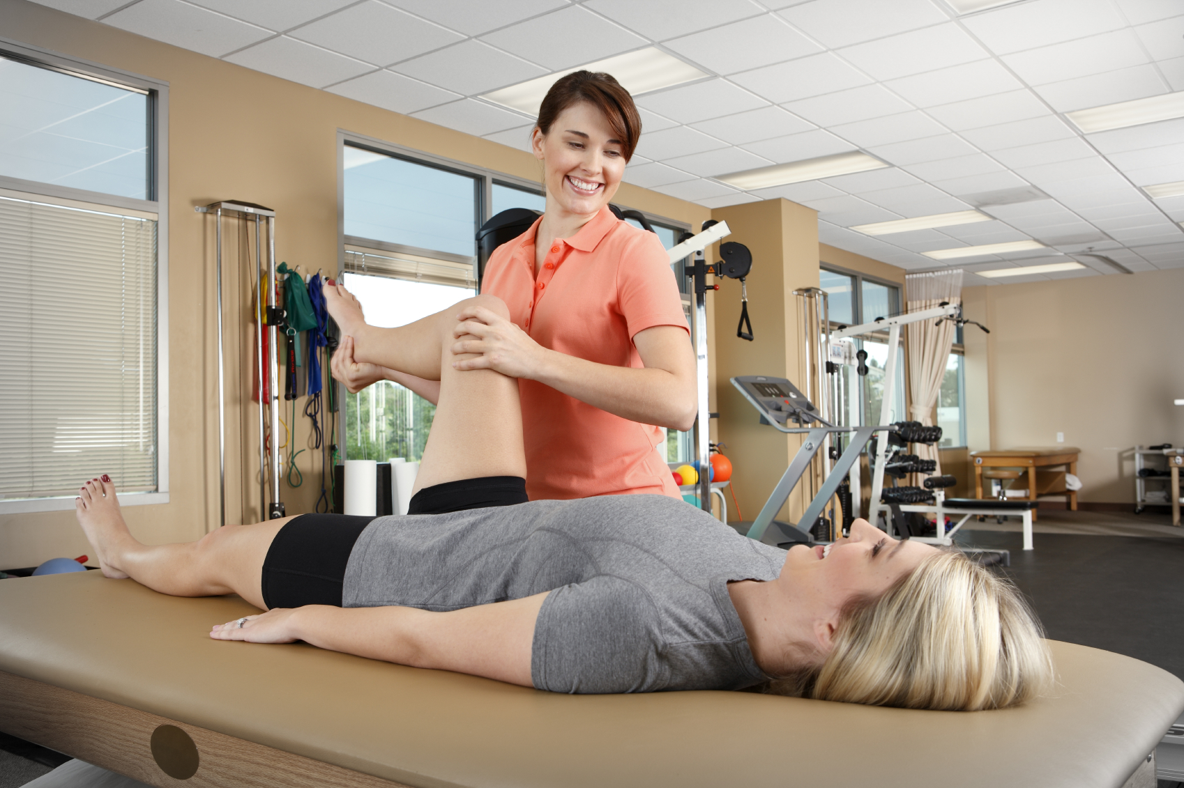 physical therapy Our specialized rehab and physical therapists can help you recover from an injury, regain strength after surgery or cope with a chronic condition.